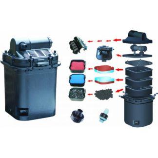 Напорный фильтр Pondtech P955 (для небольшого водоёма до 12 м3)