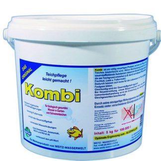 ✾ Biobird Kombi 500 г на 10 000 л (3 в 1)
