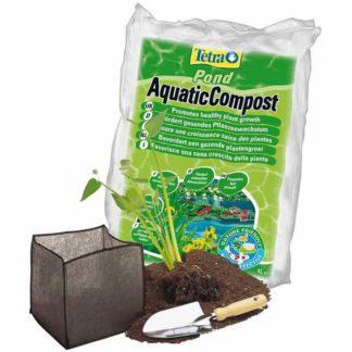 Подкормка для прудовых растений