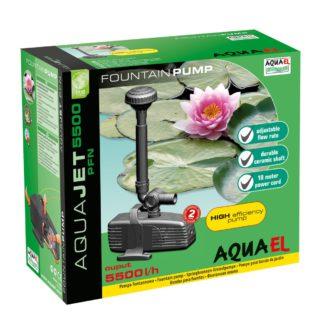 Фонтанная помпа в пруд Aquael PFN-10000