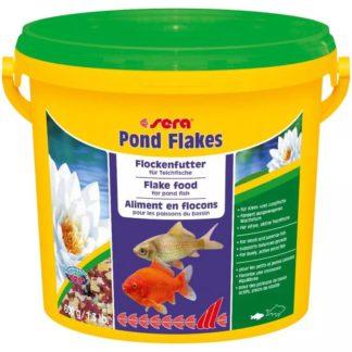 Sera Pond Flakes 10 л
