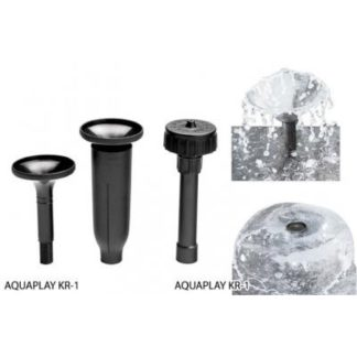 Насадки для фонтанов AQUAEL AQUAPLAY KR-1