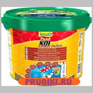 Tetra Pond Koi Colour Pellets 10 л