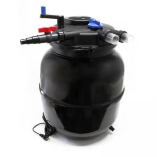 Фильтр для пруда с рыбой - качественный фильтр для дачи - на 80000 литров