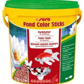 Sera Pond Color Sticks 10 л