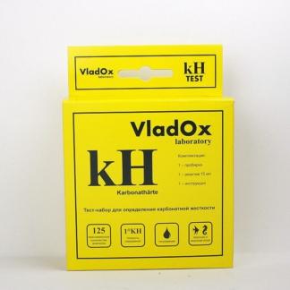 VladOx kH тест для измерения карбонатной жесткости воды