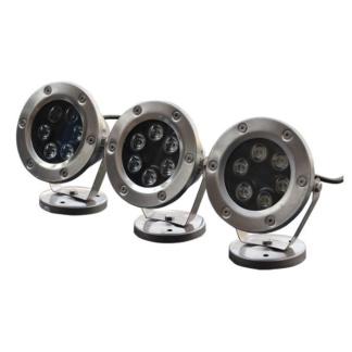 Pondtech 995 LED3 (RGB) Цветная, светодиодная, с пультом ДУ