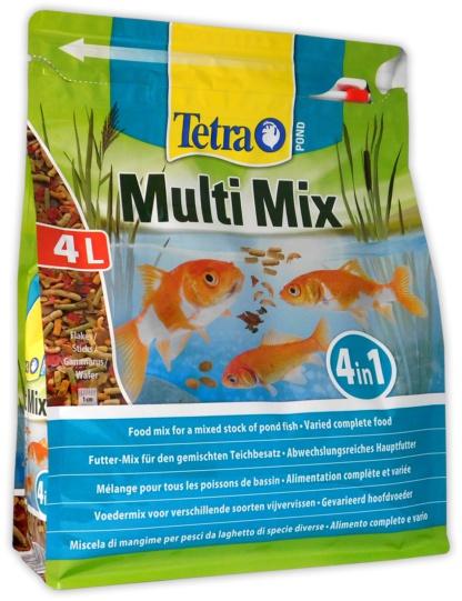 "Tetra Pond ""Multi Mix"" 4 л"